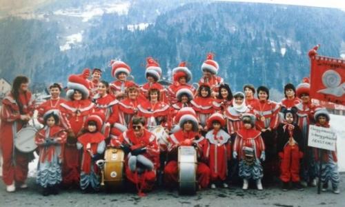 """1985 bis 1987 """"Schneggahüsler"""""""