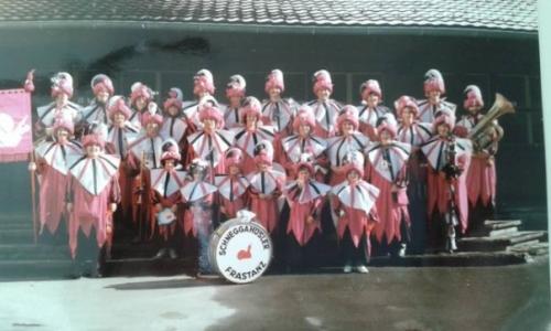 """1987 bis 1989 """"Schneggahüsler"""""""