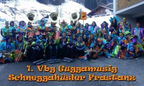 """2017 bis 2019 """"Riotastische Schneggle"""""""